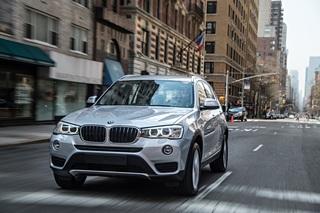 BMW X3 - Bestseller mit neuen Herzen (Kurzfassung)