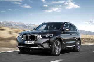 BMW X3/X4 Facelift - Mehr Niere, weniger Durst