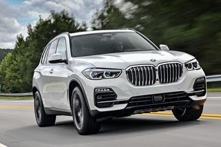 Fahrbericht: BMW X5 - Der Boss unter den SUVs