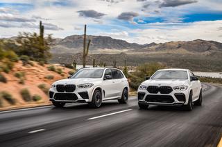 Fahrbericht: BMW X5/X6 M Competition - Für Langstrecke und Rennstrecke