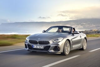 Fahrbericht: BMW Z4 M40i  - Wieder mehr Freude am Fahren