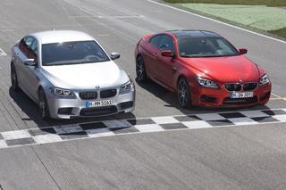 BMW M5 und M6 - Mehr Leistung im Paket