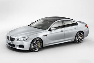BMW M6 Gran Coupe - Der schnittigere M5