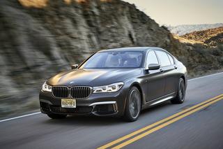 Fahrbericht: BMW M760Li xDrive - Mit Zwölf auf Wolke Sieben