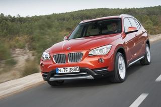 BMW X1 - Auf Wunsch sportlich oder robust