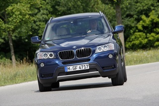 BMW X3 - Zweimal vier und viermal sechs