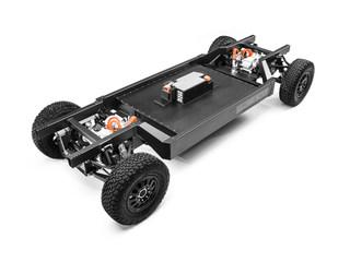 Bollinger Elektro-Plattform - Ein Chassis, viele Möglichkeiten