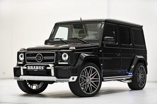 Brabus B63 – 620 Wiedestar - Preiswerte Alternative zum Mercedes G6...