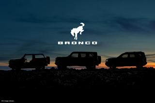 Ford Bronco   - Comeback unter eigener Marke