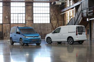 VW Caddy Maxi - Bis zu 3.700 Liter Stauraum