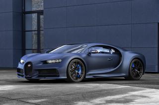 Editionsmodell des Bugatti Chiron Sport - In den Farben der Nation