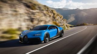 Bugatti Chiron Pur Sport - Weniger Tempo, mehr Sport
