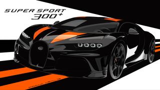 Bugatti Chiron Super Sport 300+ - Das schnellste Serienauto der Wel...