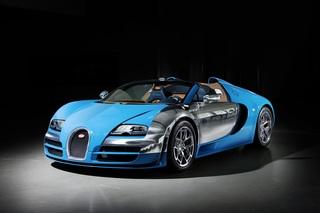 Bugatti Veyron Meo Constantini - Heldenverehrung im ganz großen Stil