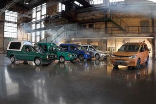 VW Caddy 5. Generation  - Der Caddy wird cool