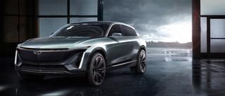 E-Auto von Cadillac - US-Premiummarke unter Strom