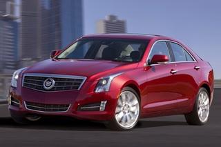 Cadillac ATS - Kampfansage an das Premium-Trio (Vorabbericht)