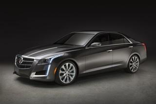 Cadillac CTS - Attacke auf Mercedes und Co.
