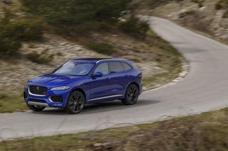 Jaguar F-Pace - Die britische Alternative (Kurzfassung)