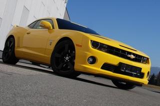 Chevrolet Camaro-Tuning - Druckbeatmung für den Hubraumriesen