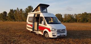 Camperliebe #CL1 auf Basis des Hyundai H350 - Digitalisiertes Reise...