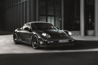 Porsche Cayman S Black Edition - Schwarzer Sportler