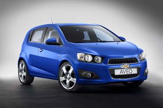 Chevrolet - Neuer Aveo feiert Weltpremiere in Paris