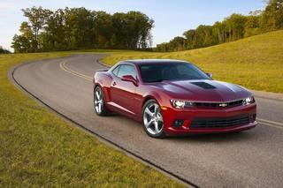 Modellpflege Chevrolet Camaro - Mehr Luft für den V8