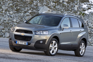 Chevrolet Captiva - Ami reloaded (Kurzfassung)