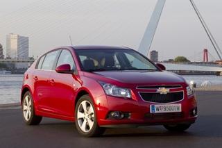 Chevrolet Cruze - Neuer Einstiegsdiesel
