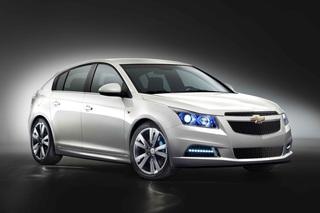 Chevrolet Cruze - Konkurrenz für den Astra (Vorabbericht)