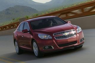 Chevrolet Malibu - Erstes Foto schon vor der Premiere