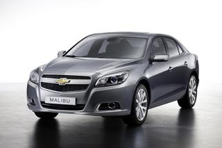Chevrolet Malibu - Üppige bestückte US-Mittelklasse