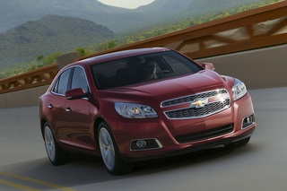 Chevrolet Malibu - US-Mittelklasse mit Tradition