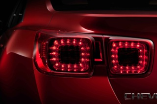 Chevrolet Malibu - Noch ein US-Onkel für Opel Insignia