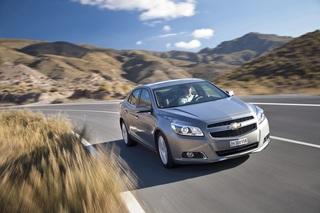 Chevrolet Malibu - Ein Hauch Amerika (Kurzfassung)