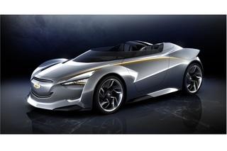 Daewoo wird Chevrolet - Roadster-Studie als Geburtshelfer in Korea