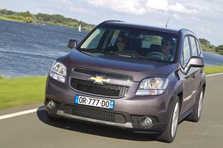 Chevrolet Orlando - Preisvorteil für schnelle Käufer