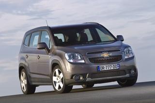 Chevrolet Orlando - Siebensitzer-Van mit SUV-Gesicht (Vorabbericht)