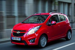 Gebrauchtwagen-Check: Chevrolet Spark - An der Basis mobil