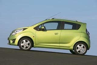 Chevrolet Spark mit Autogas - Billiger Tanken mit dem Kleinstwagen