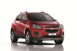 Chevrolet Trax - US-Aufguss des Mokka