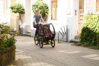 Ratgeber: Kindertransport per Lastenrad - Immer anschnallen, immer ...