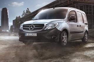Mercedes Benz Citan Worker - Sondermodell für Sparfüchse