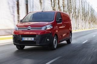Fahrbericht: Citroën Jumpy / Peugeot Expert - Laden unter dem Löwen...