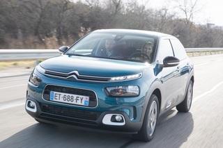 Fahrbericht: Citroën C4 Cactus - Nicht ganz der Alte