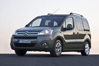 Citroen Berlingo - Kompaktvan jetzt mit Start-Stopp-System