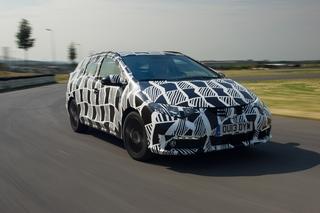 Adaptives Fahrwerk für Honda Civic Tourer - Immer mit Niveau