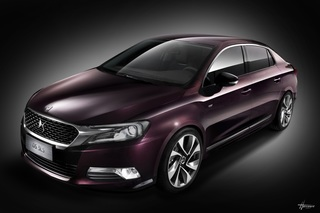 Citroen DS 5LS - Edel-Limousine für China