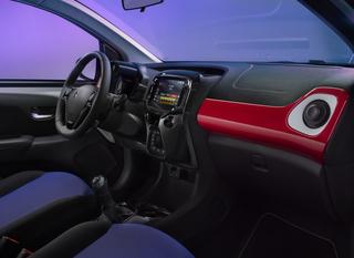 Citroën C1 JCC+  - Ein bisschen Design und Farbe